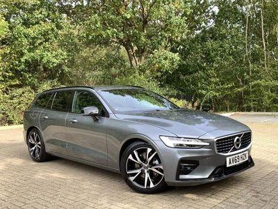 used Volvo V60 2.0 D3 R Design 5Dr