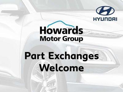 used Hyundai Tucson 1.7 Crdi Blue Drive Se 5Dr 2Wd Dct