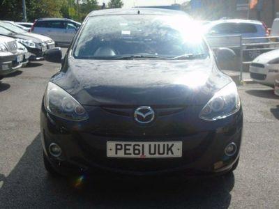 used Mazda 2 21.5 Sport 5dr1 LADY OWNER / MET BLACK Hatchback 2011