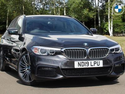 used BMW 530 d xDrive M Sport Touring