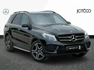 used Mercedes GLE250 Gle4Matic AMG Night Ed Prem + 5dr 9G-Tronic diesel estate