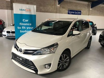 used Toyota Verso 2.0 ICON D-4D 5d 122 BHP COMPETITIVE FINANCE AVAILABLE