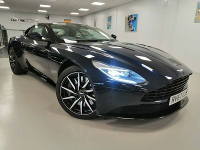 used Aston Martin DB11 5.2 V12 Auto (s/s) 2dr