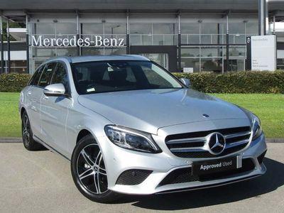 used Mercedes C200 C CLASSSport Premium 5dr 9G-Tronic Automatic estate