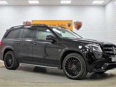 used Mercedes GLS63 AMG GLS 5.5 AMG4MATIC 5d 577 BHP Auto 5-Door