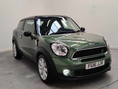 used Mini Cooper S Coupé 1.6 Cooper S 3dr [Sport Pack]