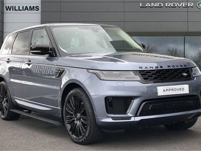 used Land Rover Range Rover Sport P400 HSE Dynamic Petrol MHEV 5dr