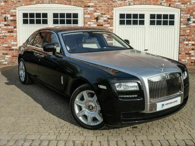 used Rolls Royce Ghost V12 6.6 4dr