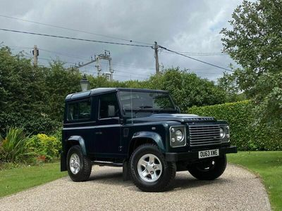 used Land Rover Defender 90 2.2 TDCi XS Station Wagon 4WD SWB 3dr