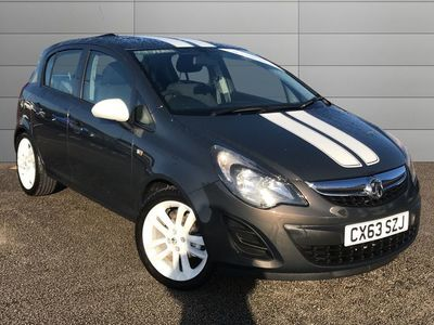 used Vauxhall Corsa 1.2 Sting 5dr