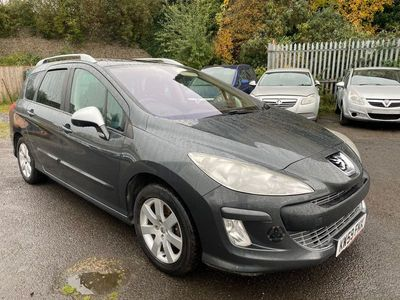 used Peugeot 308 SW 2.0 HDi FAP SE 5dr