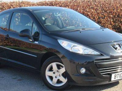 used Peugeot 207 DIESEL MANUAL HATCHBACK 3 DOORS