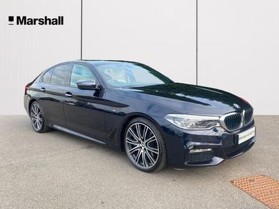 used BMW 530 5 Series d M Sport Saloon 3.0 4dr