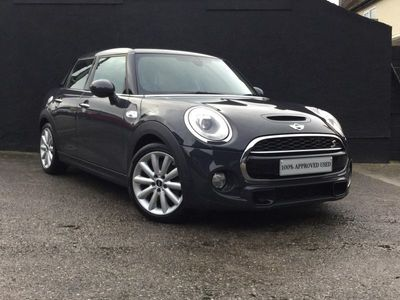 used Mini Cooper S Hatchback 2.05Dr