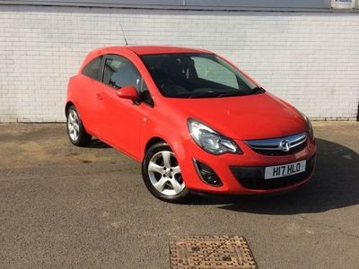 used Vauxhall Corsa 1.4 SXi 3dr