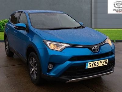 used Toyota RAV4 2.0 D-4D Business Edition (s/s) 5dr