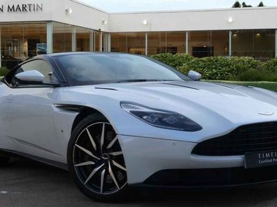 used Aston Martin DB11 2018 Wilmslow V12 2dr Touchtronic Auto