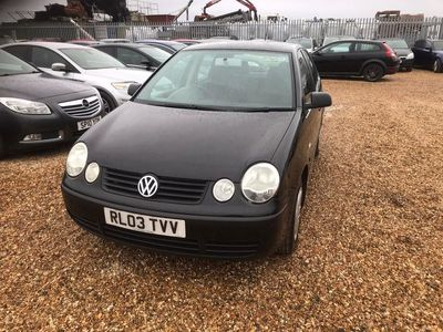 used VW Polo 1.2 E 5dr