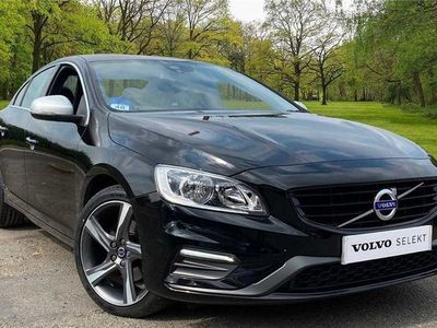 used Volvo S60 - D2 R-Design Nav Automatic (Heated Front Seats, Navigation, Park Assist Rear)