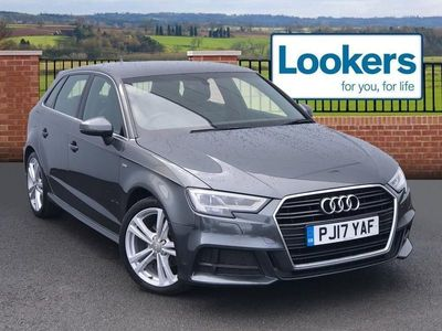 used Audi A3 1.6 Tdi 116 S Line 5Dr