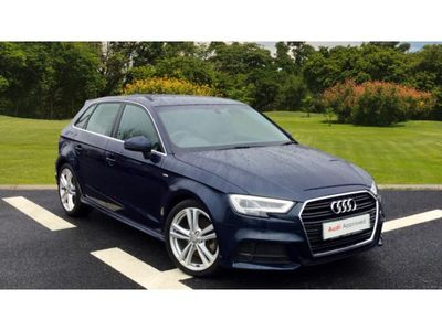 used Audi A3 2.0 Tfsi S Line 5Dr