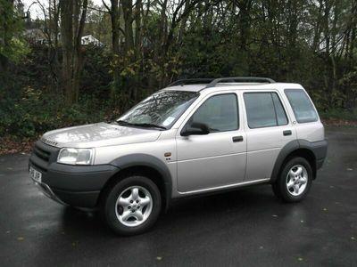 used Land Rover Freelander 1.8 ES 5dr