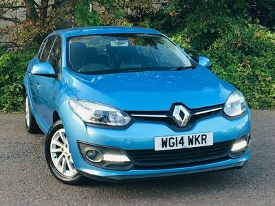 used Renault Mégane 1.5 dCi ENERGY Dynamique TomTom (s/s) 5dr
