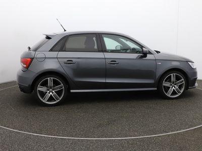 used Audi A1 Sportback TFSI S LINE BLACK EDITION NAV