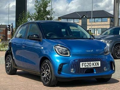 used Smart ForFour EQ Prime Exclusive