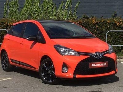 used Toyota Yaris 1.33 Vvt-I Orange Edition Tss 5Dr