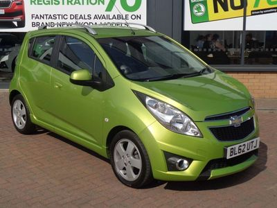 used Chevrolet Spark 1.2 LS+ 5dr