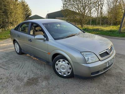 used Vauxhall Vectra Hatchback 1.8 LS 5d