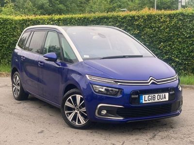 used Citroën Grand C4 Picasso 1.6 Bluehdi Flair 5Dr Eat6