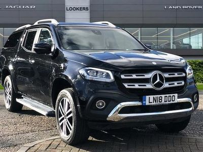 used Mercedes E250 X CLASS DIESEL D 4Matic Power Double Cab Pickup Auto