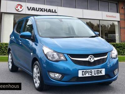 used Vauxhall Viva 1.0 [73] SE 5dr [A/C]