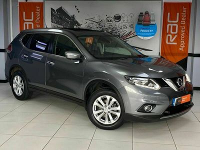 used Nissan X-Trail 1.6 dCi Acenta XTRON (s/s) 5dr Auto