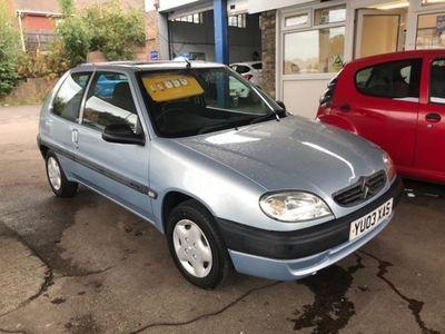 used Citroën Saxo 1.1i Forte 3dr