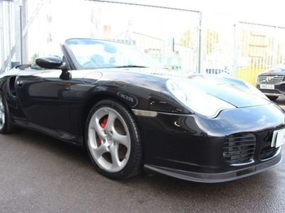 used Porsche 911 911 Cabriolet(996) Turbo 2d