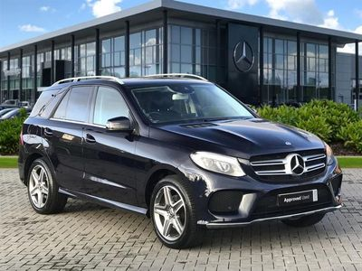 used Mercedes GLE350 GLE4Matic Amg Line 5Dr 9G-Tronic diesel estate