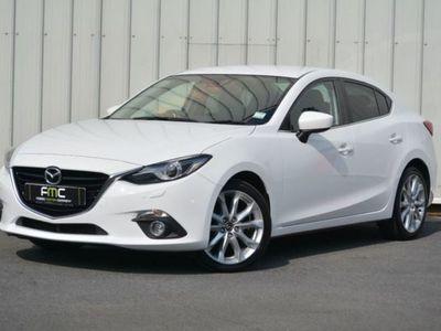 used Mazda 3 2.2 D SPORT NAV 4d 148 BHP 4-Door