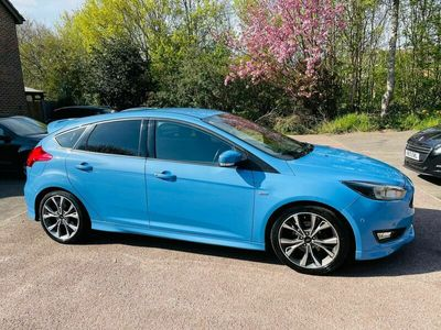 used Ford Focus 1.0T EcoBoost ST-Line (s/s) 5dr