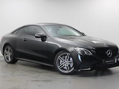 used Mercedes E300 E CLASSAMG Line 2dr 9G-Tronic