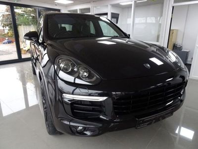 used Porsche Cayenne 3.0 D V6 PLATINUM EDITION TIPTRONIC S 5d 258 BHP UP TO 100 IMAGES ON OUR WE