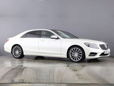 used Mercedes S300 S ClassL AMG Line 4dr Auto [Executive] Saloon 2016