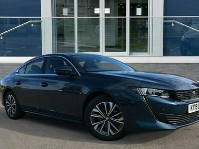 used Peugeot 508 1.5 BlueHDi Allure Fastback (s/s) 5dr