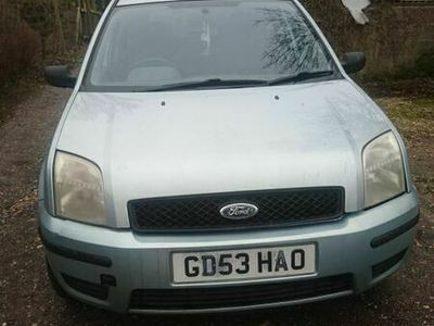 used Ford Fusion 1.6 2 5dr