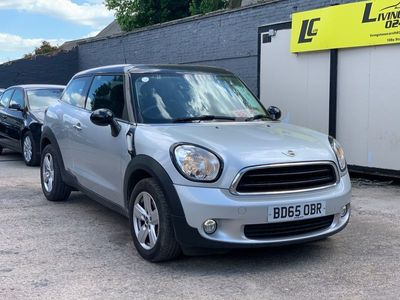 used Mini Cooper D Paceman 2.0 (s/s) 3dr