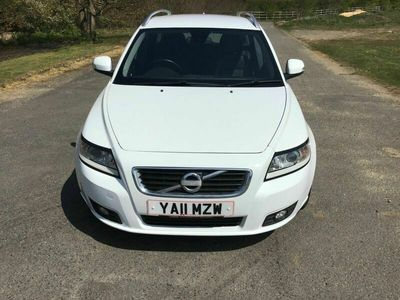 used Volvo V50 2.0 D3 SE Lux Geartronic 5dr