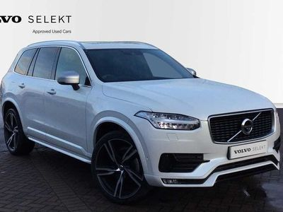 used Volvo XC90 (22 alloys, Front and Rear park, Xenium pack, 360 cameras) Auto 5-Door