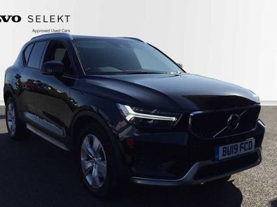 used Volvo XC40 T4 AWD Momentum Automatic null estate